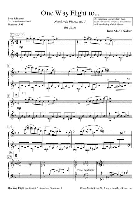 numbered places 11 pieces for piano solo sheet music pdf download -  sheetmusicdbs.com  download sheet music and notes in pdf format