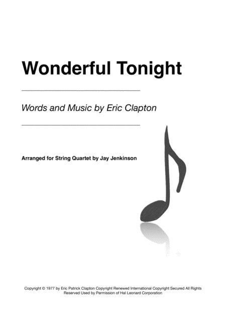 Tonight you download wonderful free look mp3 Wonderful Tonight