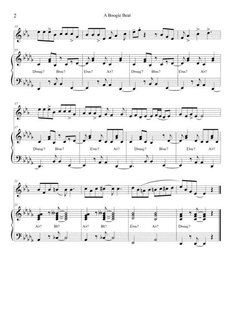 advanced dance studies for trumpet and latin piano sheet music pdf download  - sheetmusicdbs.com  download sheet music and notes in pdf format