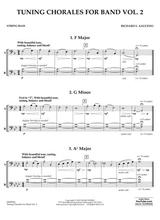 tuning chorales for band volume 2 eb alto saxophone 1 sheet music pdf  download - sheetmusicdbs.com  download sheet music and notes in pdf format